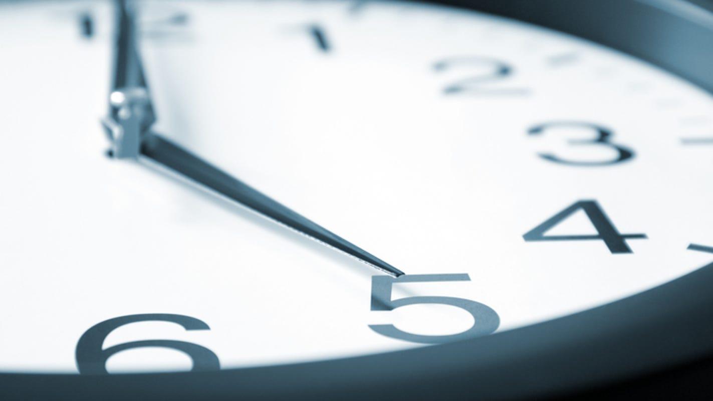 Turn your clocks back! Daylight Saving Time ends Sunday, Nov. 3