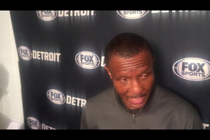 Game recap: Detroit Pistons lose home opener vs. Atlanta Hawks, 117-100