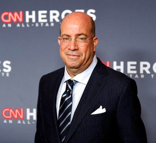 CNN Worldwide president Jeff Zucker says Facebook's policy not to monitor political ads for truth-telling is ludicrous and advised the social media giant to sit out the 2020 election until it can figure out something better. His network recently rejected two ads that President Donald Trump's campaign sought to air, saying they repeated allegations against former Vice President Joe Biden that had been proven false.