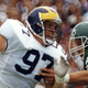Chris Hutchinson was a defensive lineman with the Wolverines from 1988-1992.