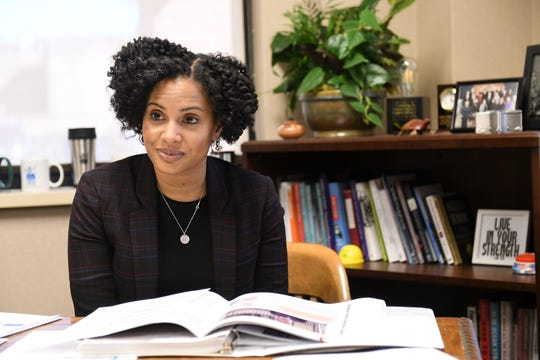Denise Fair, Detroit's new chief public health officer, oversees a team of about 230 employees managing more than 40 programs.