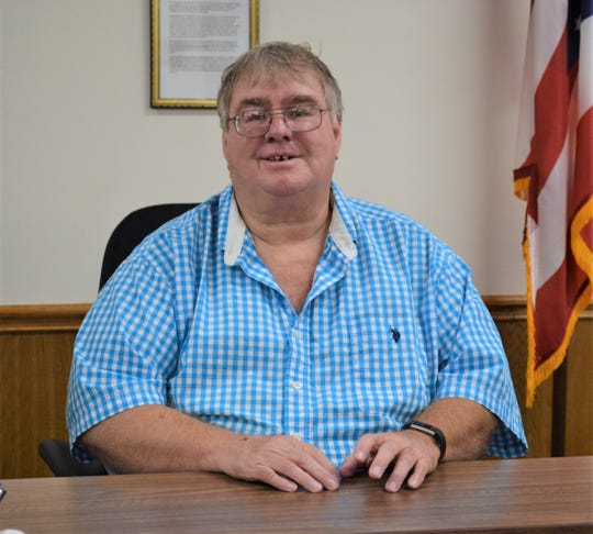 Longtime Elmore village councilman Rick Claar is currently serving as interim mayor and will attempt to make the move permanent when he faces fellow councilman Jim Krumnow in the November election.
