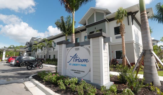 Atrium at Liberty Park, is a new assisted-living and memory care facility off Pine Island Road in Cape Coral expected to open later this year.