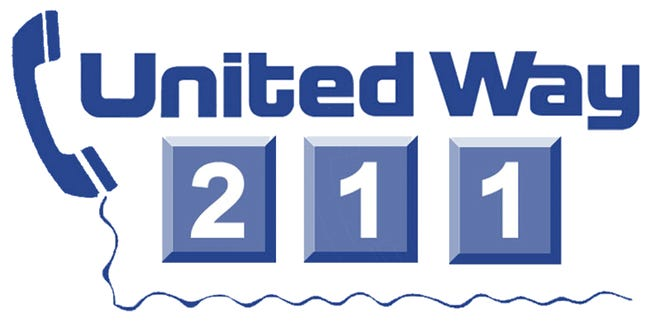 211 is a free United Way human services hotline that can provide help and referrals in a number of areas.