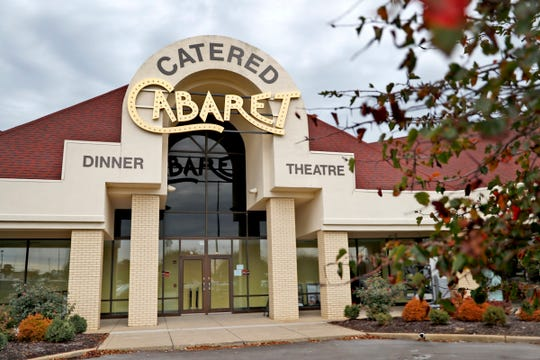 Stage to Screen Catered Cabaret Theatre is in a new venue in Greenwood, Thursday, Oct. 24, 2019.  The theatre is getting ready for its grand opening in a larger venue.