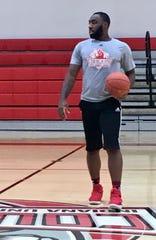 Former Butler standout Roosevelt Jones is now an assistant coach at IU-Kokomo.