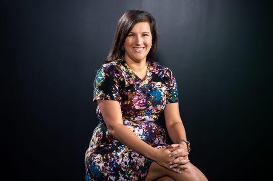 Abigail Falgout, Lafayette Education Foundation