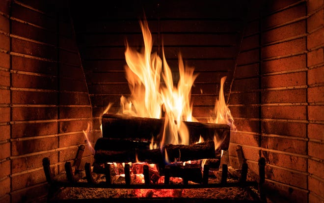 Fireplaces provide a generous amount of warmth and add a special ambiance to your home.
