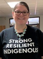 Natasha Verhulst, Kiel Middle School music teacher.