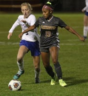 Lexington's Lacee Bethea was named first team All-MNJ.