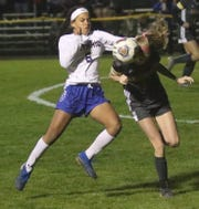 Ontario's Kyla Spencer was named a second team All-Ohioan by the Ohio Scholastic Soccer Coaches Association on Sunday.