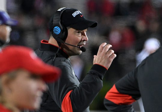 Including three games last year when he had the interim title, Ryan Day is now 10-0 as Ohio State's head football coach