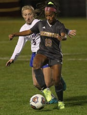 Lexington's Lacee Bethea was named a first team All-Ohioan by the Ohio Scholastic Soccer Coaches Association on Sunday.