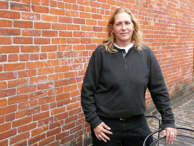 Sue McGowan, who is running as an independent, will face off against incumbent Mayor Scott Schertzer, a Democrat, and Marion City Councilman Kevin Norris, a Republican, on Nov. 5 for mayor of Marion.
