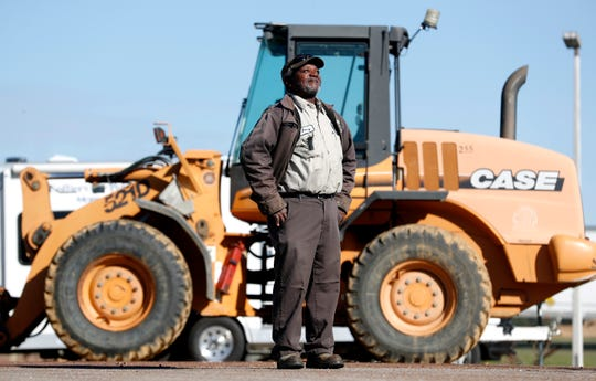 Jerry Kimble, a heavy equipment operator for the streets and drainage division of Collierville Public Services, is celebrating 30 years of service with the department. Kimble has the second-longest tenure at Collierville Public Services.
