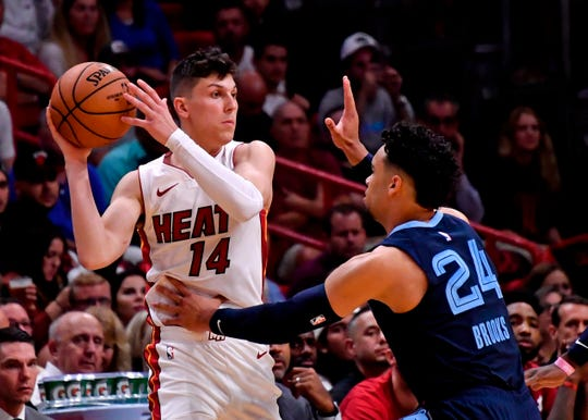 Image result for tyler herro usa today