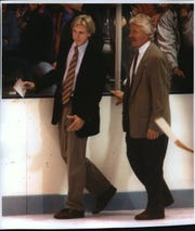 Phil Wittliff returned to the bench in 1994 with Don McAdam as associate coach. Wittliff's second stint as head coach lasted three seasons.