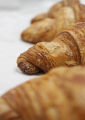 The croissants are a best-seller at Simple Bakery & Market in Lake Geneva.