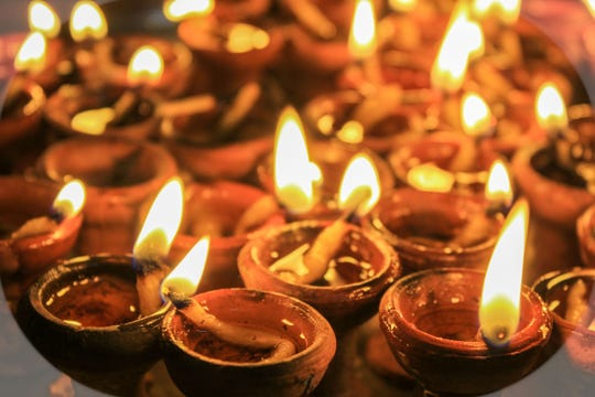 Diwali/Dipawali is an auspicious festival for Hindus all over the world and for India. People celebrate the festival by lighting lamps made of wick and oil during festive season.