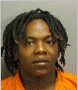 Phillip Johnson was charged with second-degree robbery.