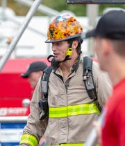 Firefighter teams from across the world gathered in Montgomery for the world championships of the Firefighter Combat Challenge.