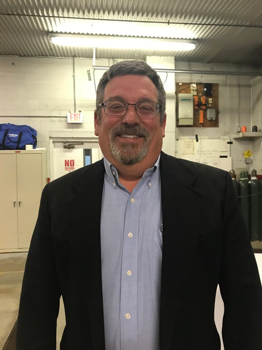 Incumbent Tom Wolfe is running for a position on the Buckeye Lake Village Council for November 2019.