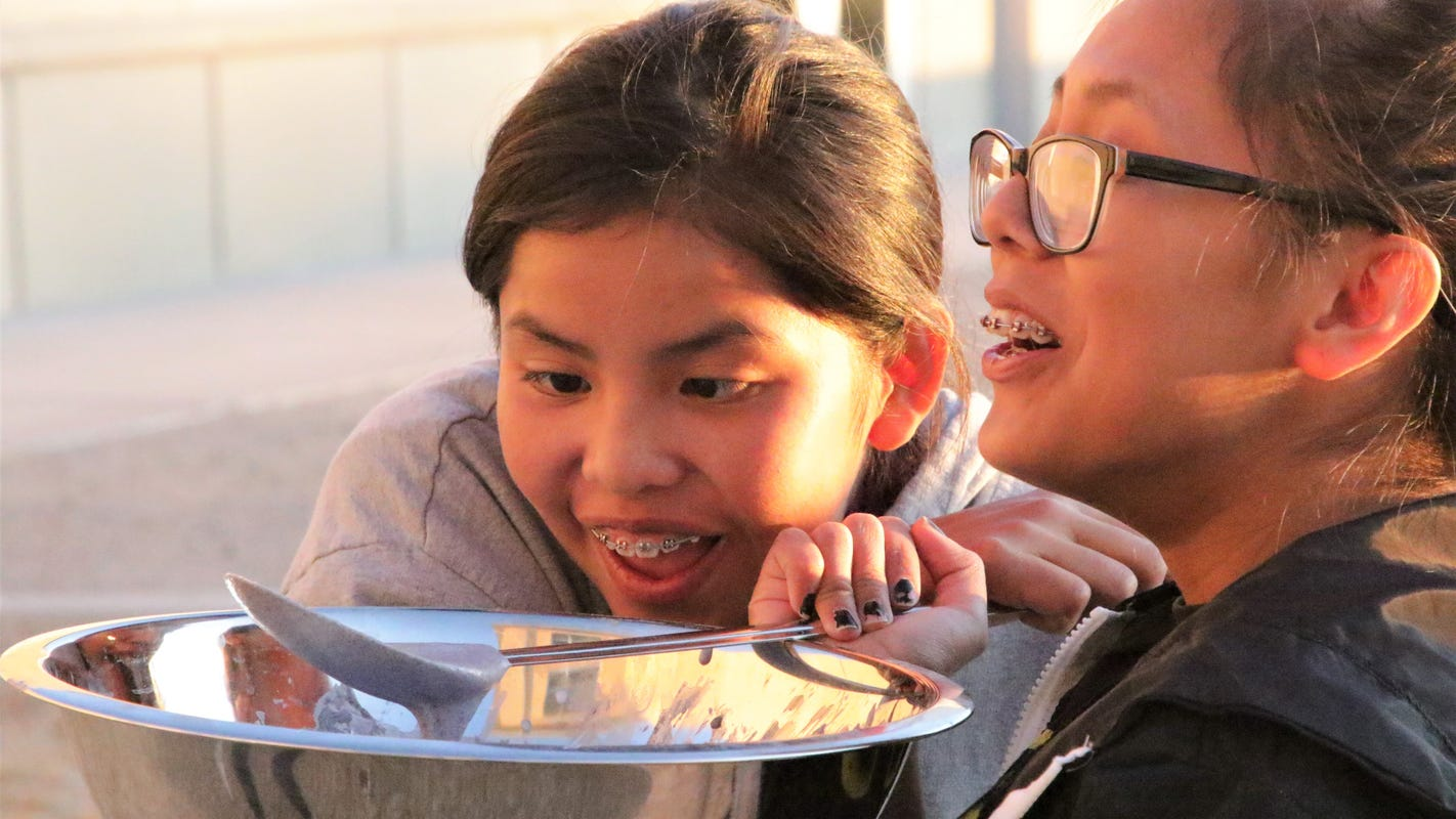CCSD classes help students learn to cook Navajo foods