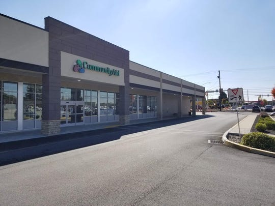 CommunityAid officially opened the doors to its Queensgate location on Thursday, Oct. 24. The store is located in York County's former Bon-Ton building.