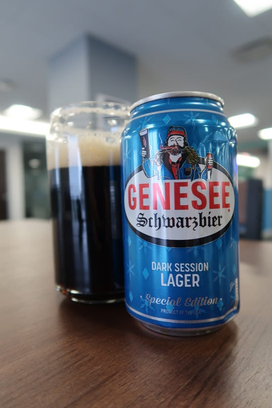 Genesee Brewery'scrisp, clean and drinkable Schwarzbier is back.