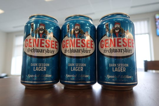 Genesee Schwarzbier is the newest seasonal release from the St. Paul Street brewery.