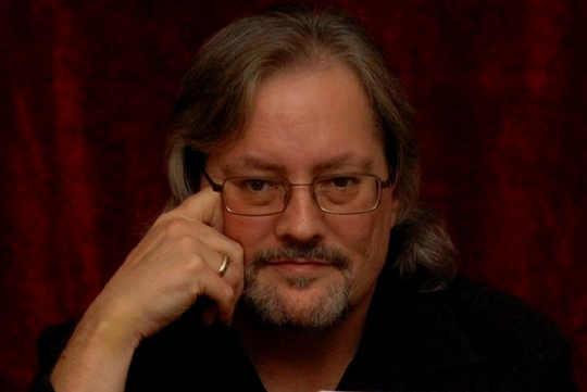 Horror novelist Ray Garton of Redding.