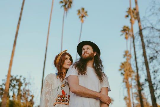 Fox and Bones is aPortland-based folk duo.