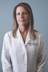 Oncology Nurse Navigator Jeannine Lafrance.