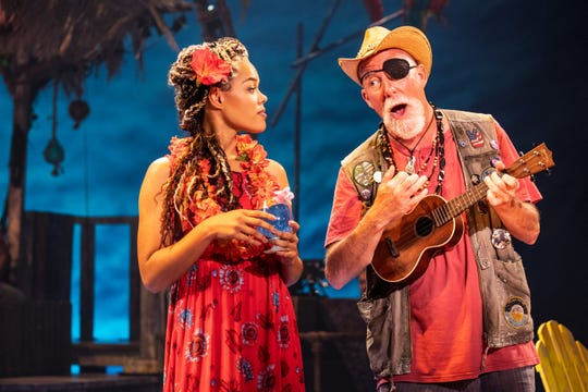 """Jimmy Buffett's Escape to Margaritaville"" is coming to Hammons Hall for the Performing Arts for a three-night run."