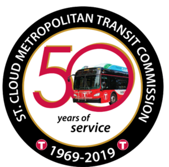 St. Cloud Metro Bus is celebrating its 50th anniversary in October 2019.