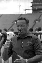 August 12, 1984: Coach Bobby Bowden