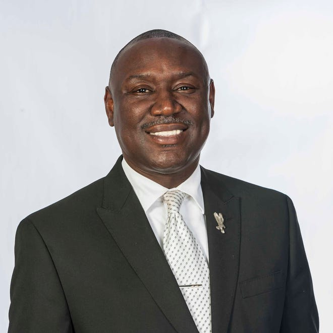 Tallahassee attorney Ben Crump will sign books at Midtown Reader on Oct. 27, 2019.