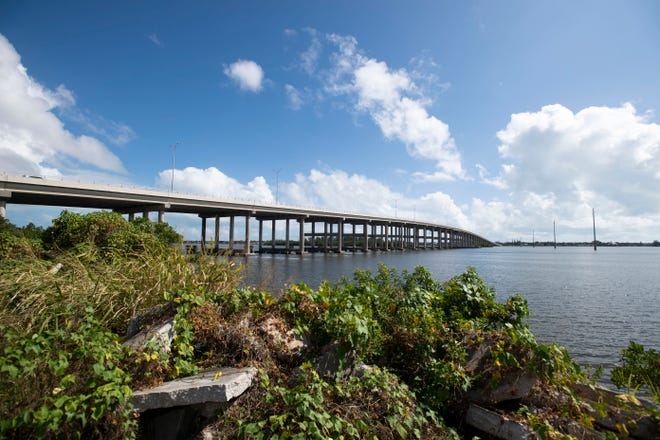 All traffic on the Alma Lee Loy Bridge will be diverted to one lane for about six months while the Florida Department of Transportation repairs structural issues on the bridge.