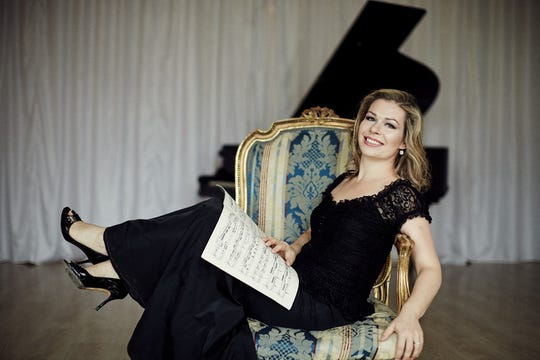 PianistAnastasiaDedik will kick off Classical Concerts on the Hill 2 p.m. Oct. 27 at the Hillcrest Center for the Arts.