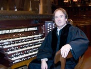 Dr. Sandor Szabo, interim Organist and Choirmaster at the Christ's Church of Rye, will perform spooky organ music on Halloween night.