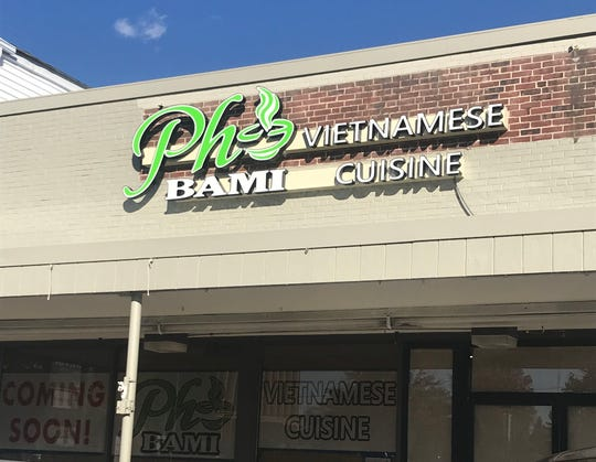 Pho Bami is a new Vietnamese restaurant coming soon to the Fairfax Shopping Center. Concord Pike is now home to several Vietnamese eateries.
