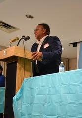 Todd Ware is running unopposed for the 3rd ward city council seat. He recently took part in the Candidates Forum.