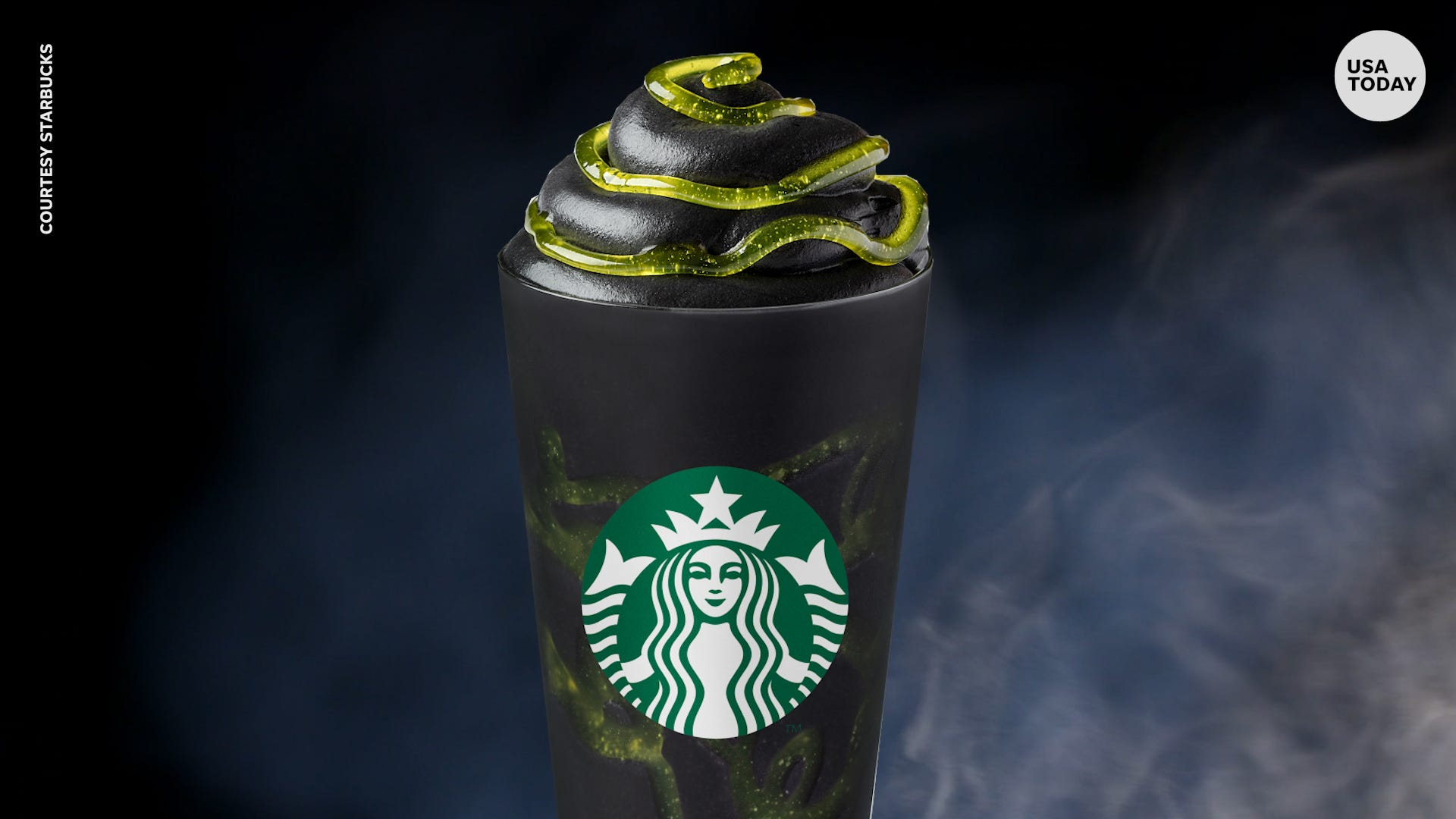 Starbucks Halloween 2020 Usa Starbucks Phantom Frappuccino: Where to find the Halloween drink, more