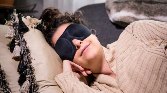 Catch some zzz's with the best eye mask we've ever tested