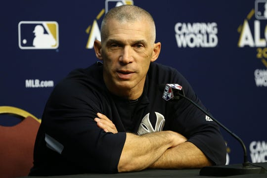 Former Yankees manager Joe Girardi replaces Gabe Kapler as manager of the Phillies.