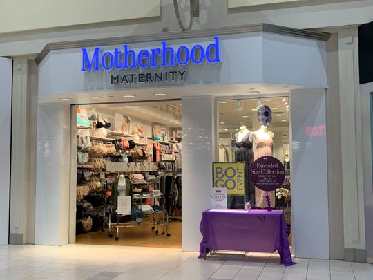 More than 100 Motherhood Maternity stores are expected to close as part of Destination Maternity Corporation's bankruptcy.