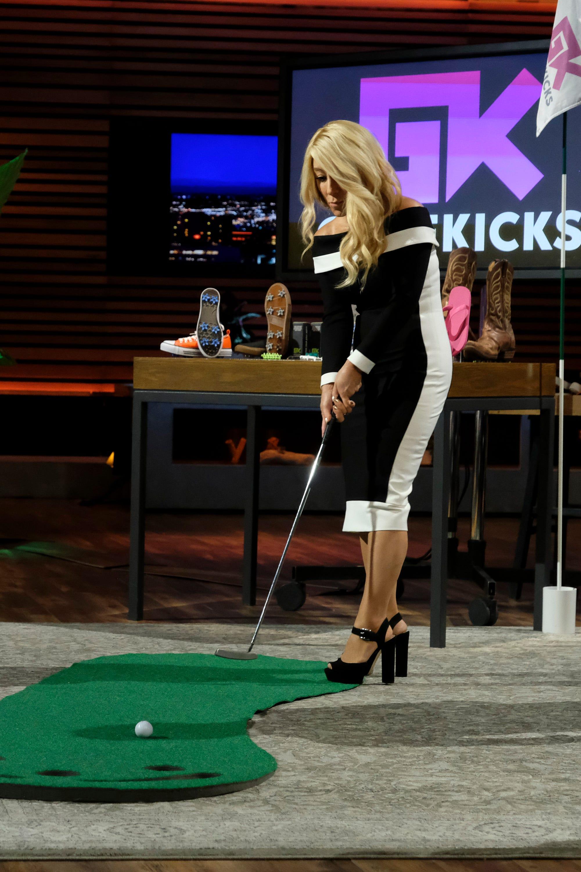 Shark Tank': Golfkicks scores a deal by