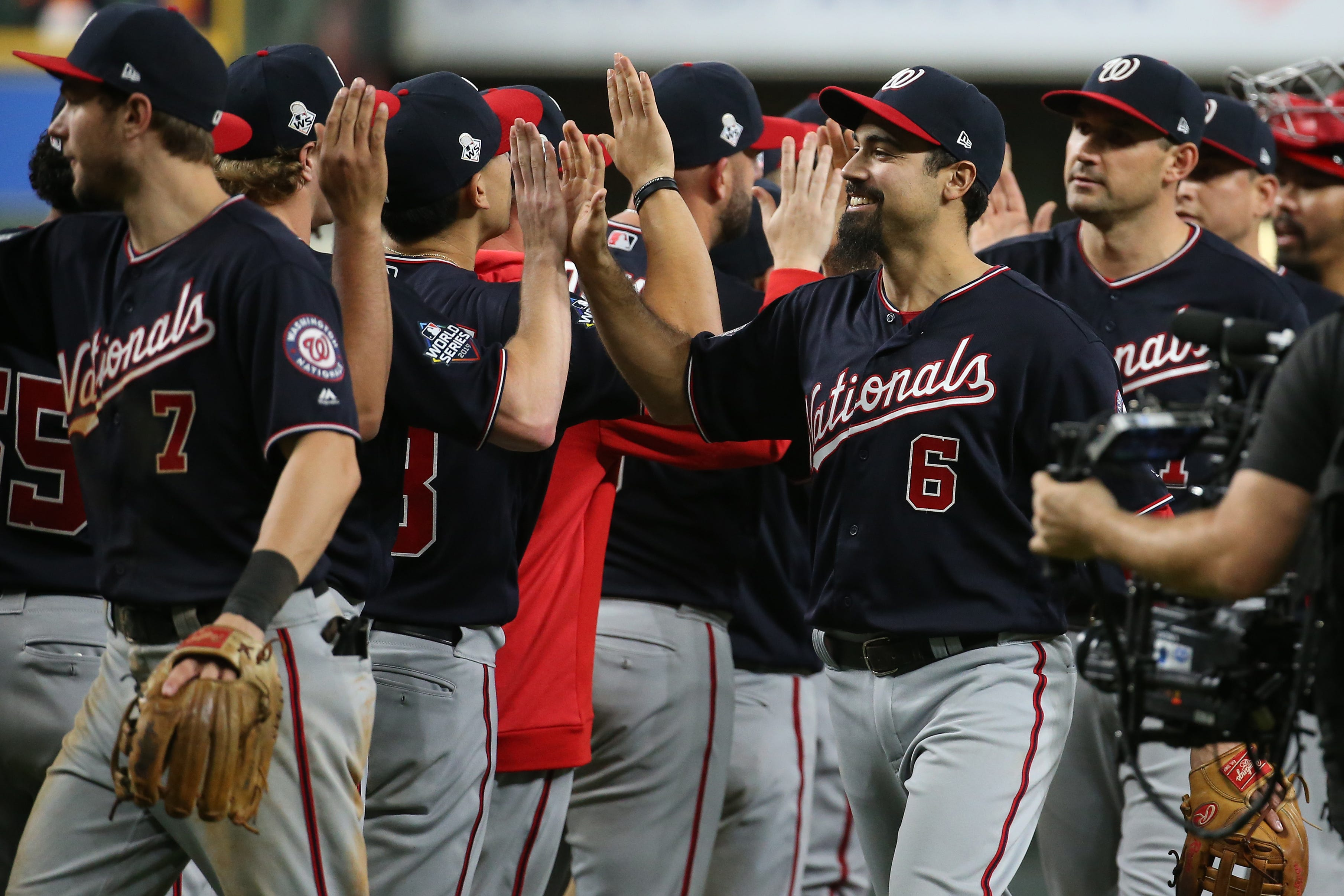 How the Nats Flipped the Script