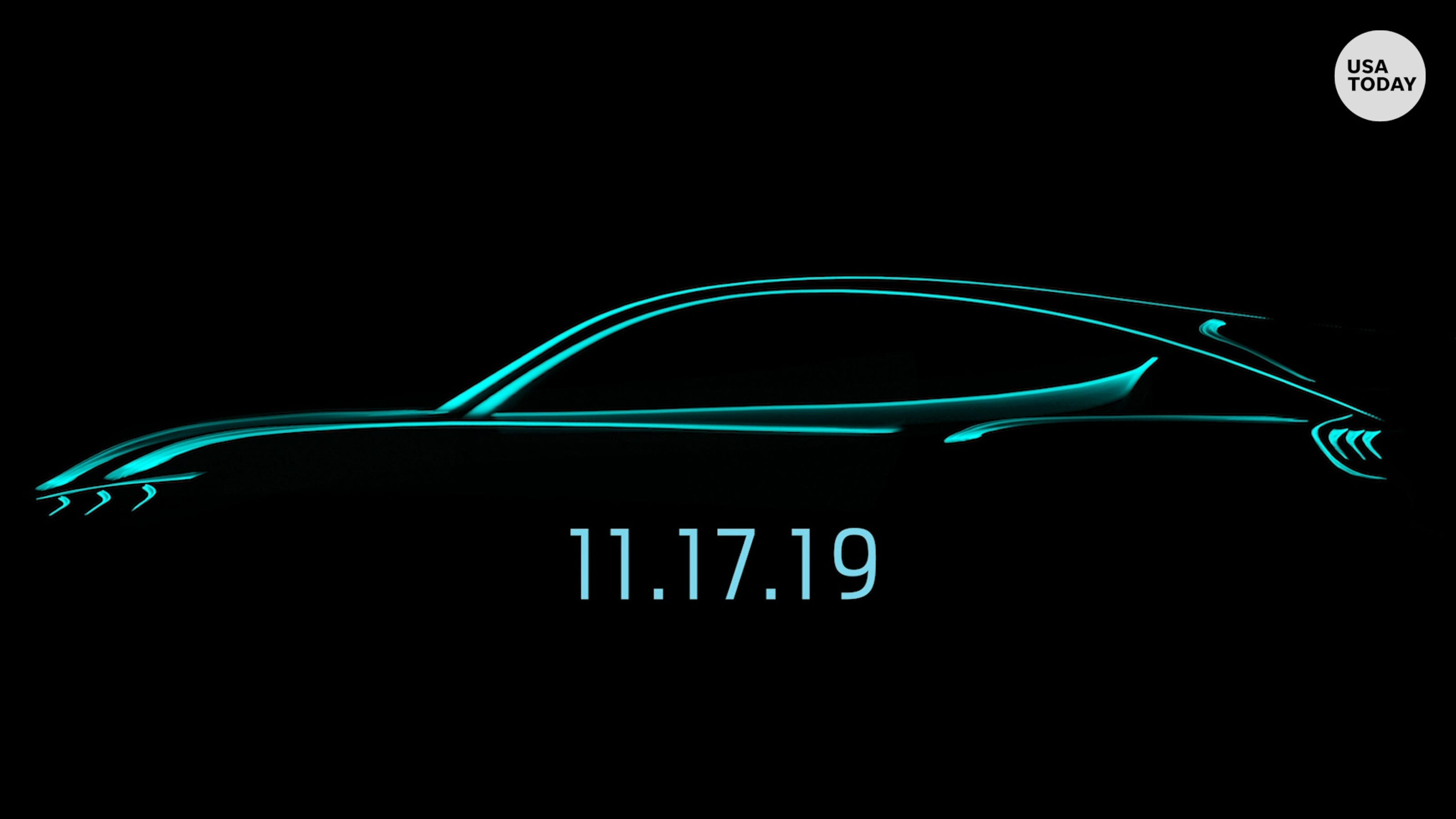 ford set  release  electric mustang inspired suv