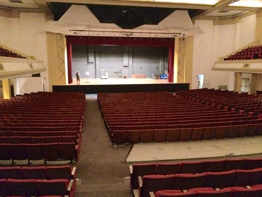 The Thomas Wolfe Auditorium, which originally opened in January 1940 and was renovated in 1974, is in need of renovations and upgraded seats, according to management.